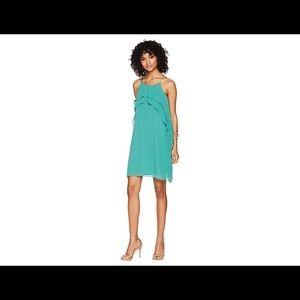 NWT BCBG MAXAZARIA Ruffle Dress